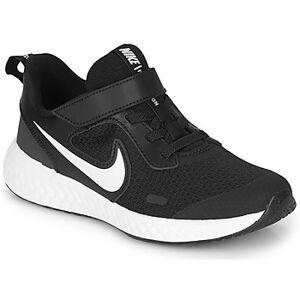 Nike  REVOLUTION 5 PS  Barn  Pige  Sko  Sneakers barn