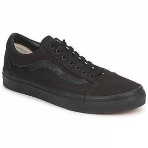 Vans  OLD SKOOL  Dame  Sko  Sneakers dame F 35 Sort
