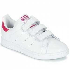 adidas  STAN SMITH CF C  Barn  Pige  Sko  Sneakers barn