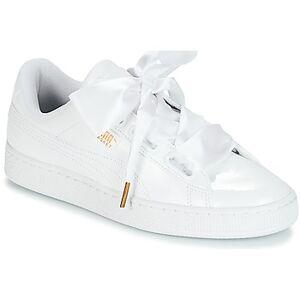 Puma  BASKET HEART PATENT WN'S  Dame  Sko  Sneakers dame