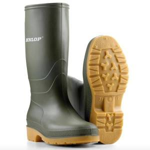 Dunlop Dull Børne Gummistøvler, Str. 36 36