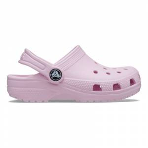 Crocs Kids Classic Clog Pink Pink 32-33