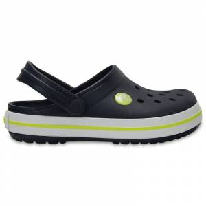 Crocs Kids Crocband Clog Blå Blå 20-21