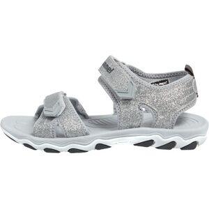 Hummel Glitter Sandal Til Børn Silver