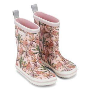 Bundgaard Gummistøvler - Rose Flamingo
