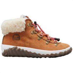Sorel Out n About Conquest Kids, Camel Brown / Quarry 36