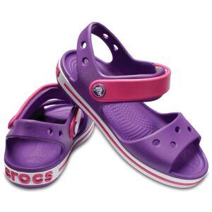 Crocs Crocband Sandal Kids - Lilac  - Size: 12856 - Color: violetti