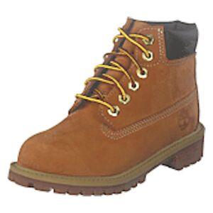 Timberland 6 Inch Premium Waterproof Wheat Nubuck, Shoes, oranssi, EU 30,5