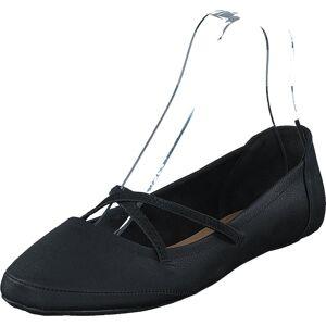 Duffy 92-34999 Black, Kengät, Matalapohjaiset kengät, Ballerinat, Musta, Lapset, 38