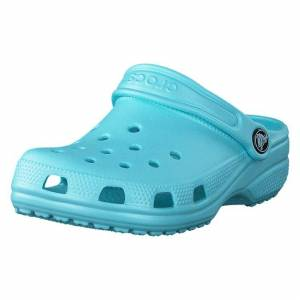 Crocs Classic Clog K Ice Blue, Lapset, Kengät, Turkoosi, EU 33/34
