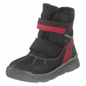 Superfit Mars Gore-tex® Black/red, Lapset, Kengät, Musta, EU 30