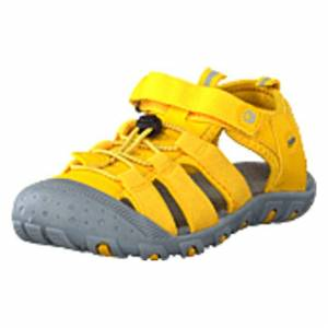 Halti Naro Jr Sandal Celery Yellow, Shoes, keltainen, EU 33