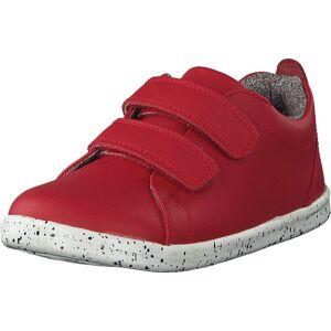 Bobux Grass Court - Waterproof Red, Kengät, Sneakerit ja urheilukengät, Sneakerit, Punainen, Lapset, 23