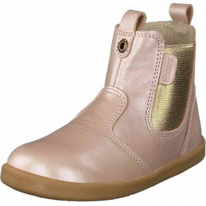 Bobux Jodhpur Blush Shimmer, Kengät, Bootsit, Chelsea boots, Beige, Lapset, 23