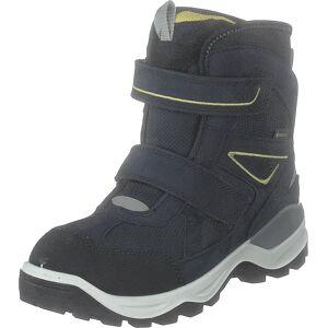 Ecco Snow Mountain Black/night Sky, Kengät, Bootsit, Lämminvuoriset kengät, Musta, Lapset, 25