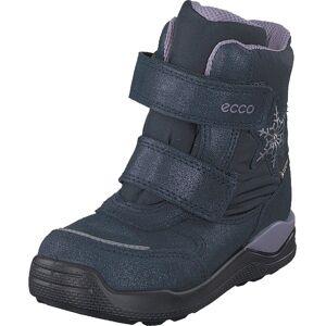 Ecco Urban Mini Marin, Kengät, Bootsit, Lämminvuoriset kengät, Sininen, Lapset, 20