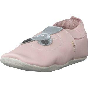 Bobux Mouse Blossom, Kengät, Sandaalit ja Tohvelit, Tohvelit, Beige, Harmaa, Vaaleanpunainen, Lapset, 16