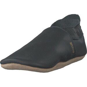 Bobux Simple Shoe Black, Kengät, Sandaalit ja Tohvelit, Lämminvuoriset tohvelit, Musta, Lapset, 16