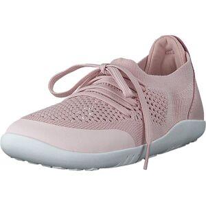 Bobux Play Knit Seashell, Kengät, Matalapohjaiset kengät, Maryjane-kengät, Vaaleanpunainen, Lapset, 30