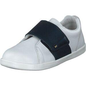 Bobux Boston White + Navy, Kengät, Tennarit ja Urheilukengät, Sneakerit, Sininen, Valkoinen, Lapset, 27
