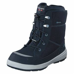 Viking Fun Gtx Navy, Lapset, Shoes, sininen, EU 29