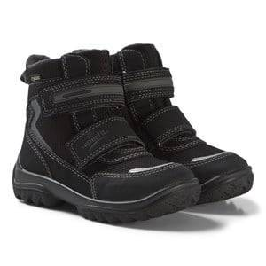 Superfit Black and Grey Snowcat Boots Snow boots