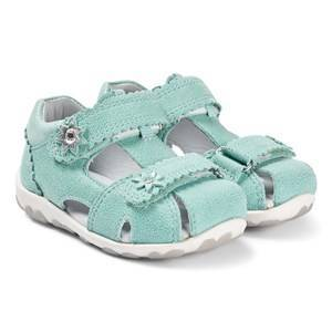 Superfit Fanni Shoes Metallic Light Green Lasten kengt 22 EU