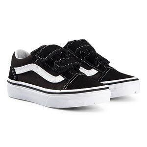 Vans Old Skool Sneakers Black/White Lasten kengt 29 (UK 11.5, US 12)