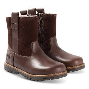 Primigi Zip Up Boots Brown Lasten kengt 26 (UK 8.5)