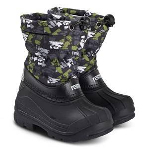 Reima Nefar Boots Khaki Green Snow boots