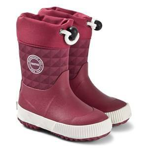 Reima Loitsu Rain Boots Dark Berry Wellingtons