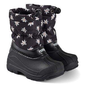 Reima Nefar Boots Black Snow boots