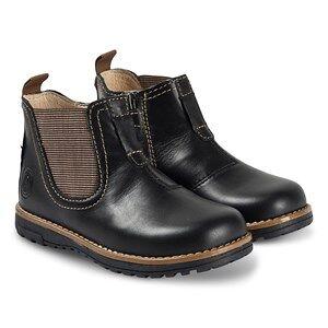 Primigi Leather Chelsea Boots Black Lasten kengt 33 (UK 1)