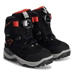 ECCO Snow Mountain Boots Black Hiking boots