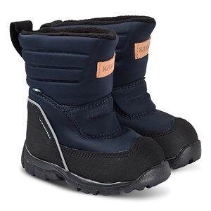 Kavat Voxna WP Winter Boots Navy Snow boots