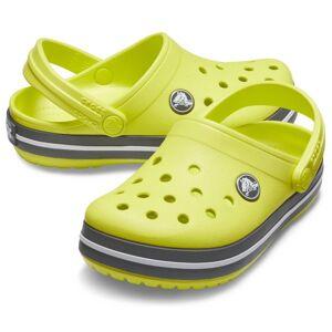 Crocs Crocband Clog Kids - Lemon