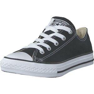 Converse Chuck Taylor All Star Low Kids Black, Sko, Sneakers og Treningssko, Lave Sneakers, Blå, Barn, 30