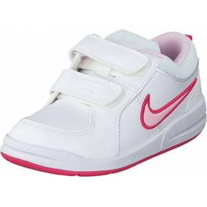 Nike Pico 4 (Tdv) White/Prism Pink-Spark, Sko, Sneakers & Sportsko, Løpesko, Hvit, Barn, 26