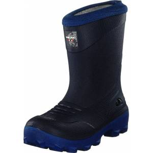 Viking Frost Fighter Navy/blue, Sko, Boots, Varmforet boots, Blå, Barn, 22