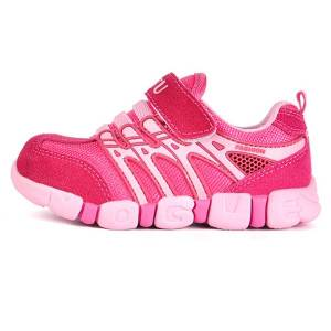 Newchic Unisex Kids Breathable Firm-Ground Sports Running Shoes