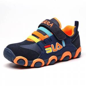 Newchic Unisex Color Match Breathable Sport Causal Shoes For Toddler And Kids