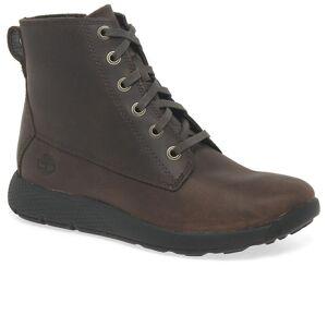 Timberland Metro Roam 6 Inch Boys Senior Boots Dark Brown Junior 3/36