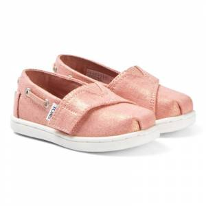 Toms Bimini sko i rosa 26 (UK 8)