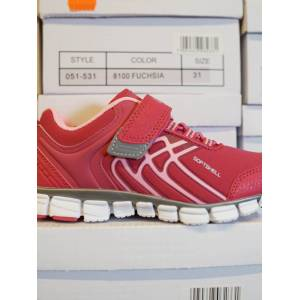 Dock - Sneakers Softshell Trekker Rosa 31