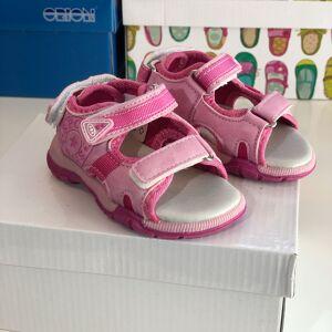 Gekko - Sport sandal Rosa jente 22