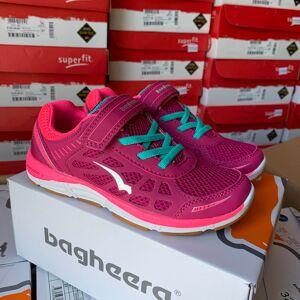 BAGHEERA Merker Bagheera - Tactic kirsebær/neon rosa 32