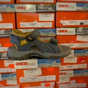 Orion - Blå Barne Sandal 31