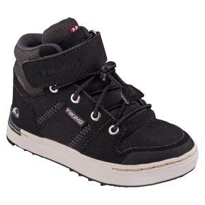 Viking Footwear Kid's Arendal Mid Gore-Tex Sort
