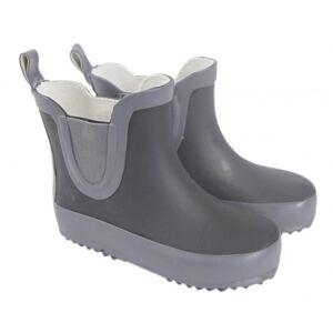 Mikk-Line, lave støvler, Dark grey