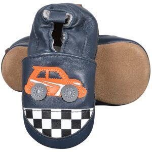 Melton, Leather shoe Race car, Marine